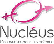 Logo Nucléus l'innovation pour l'excellence