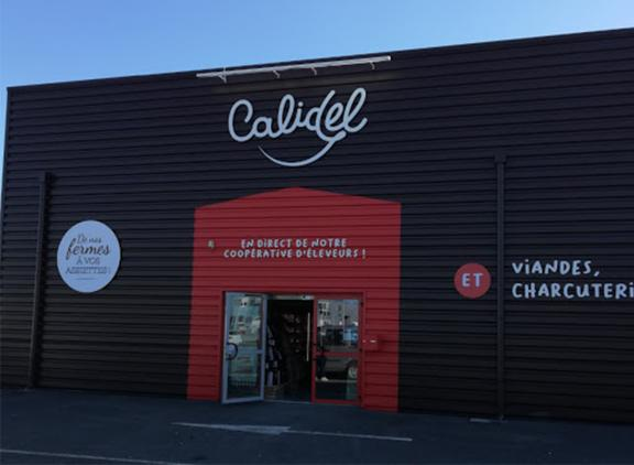 Actualité magasin Calidel