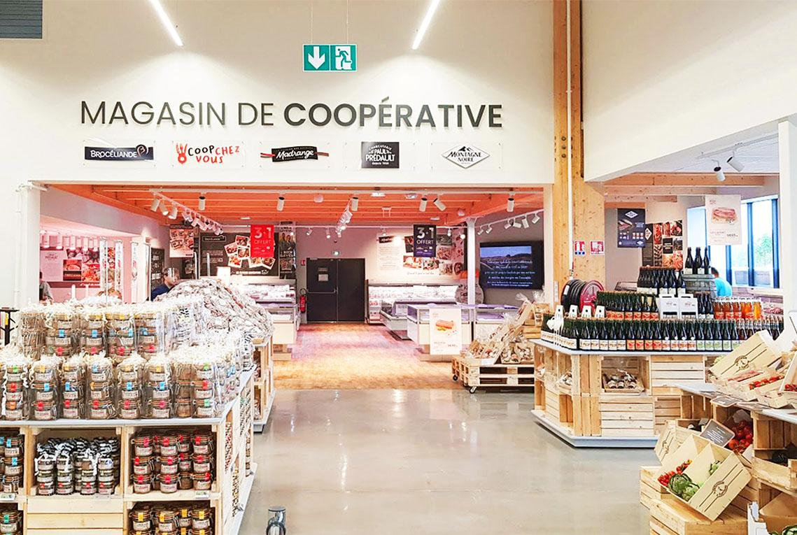 Magasin de Coopérative Cooperl Distribution